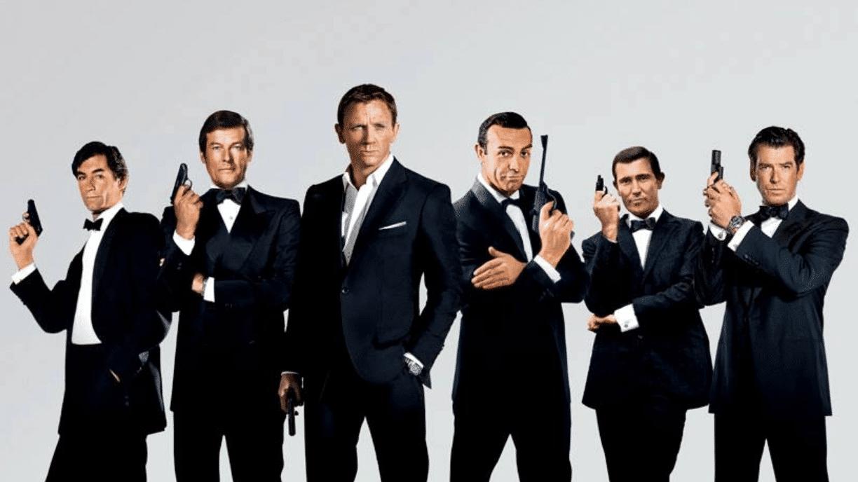 James Bond Suits