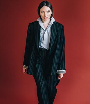 Women's Custom Suits